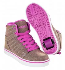 Heelys Uptown Gold-Berry Colourshift